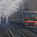 Chevrolet врезалась в поезд, идущий в Великий Новгород