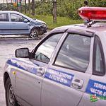 Авария на Колмовском мосту воскресным вечером: фото