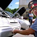 С 1 июля у любителей глухой тонировки начнут снимать номера с авто
