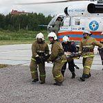 На трассе «Россия» столкнулись четыре авто: пострадавших эвакуировал вертолёт