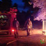 В Великом Новгороде по ночам кто-то зажигает у машин