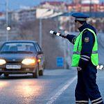 В Великом Новгороде два инспектора ГИБДД скрылись с места получения взятки
