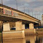 Ремонт городского моста был отложен из-за визита Николая Патрушева и Николая Винниченко