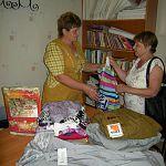 В Старой Руссе открыт пункт сбора гуманитарной помощи жителям Кубани