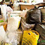 Фоторепортаж «ВН» из пунктов сбора гуманитарной помощи