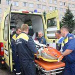 Дети, попавшие в ДТП на Валдае, прибыли в Москву