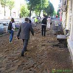 Мэр проинспектировал дорог Великого Новгорода