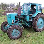 Девушка на тракторе пострадала в ДТП в Новгородской области