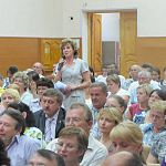 Члены народного штаба общественной поддержки Сергея Митина: «Мы собрались здесь не ради карьеры»