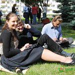 В Кремлевском парке открыли точку бесплатного доступа Wi-Fi