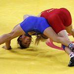 Новгородка Надежда Соколова – вторая на чемпионате Европы по вольной борьбе