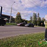 В Великом Новгороде начался эксперимент с фигурами школьников из композита: фото