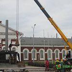 Памятник ополченцам 1812 года в Великом Новгороде почти готов
