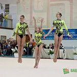 Стартовал Кубок мира по акробатике