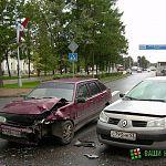 В ДТП в Великом Новгороде разбили несколько ВАЗов (фото)