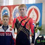 Новгородская пара стала третьей среди юниоров на Кубке Волкова