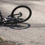 В Новой Мельнице сбили велосипедиста