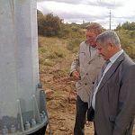 Новгородские энергетики предпочли металлические опоры бетонным