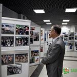 В Великом Новгороде открылась передвижная фотовыставка «В России моя судьба»