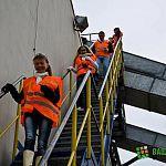 Участники блогтура «ОккупайНовгород» побывали на «Флайдерере»