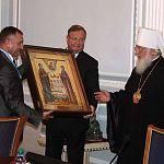 Степашин провёл в Великом Новгороде заседание Палестинского общества