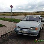 Фотофакт: что делать, если машина перегородила единственный тротуар?