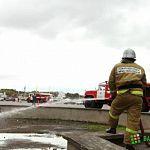 Новгородские пожарные посостязались в мастерстве