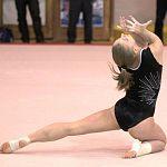 Кристина Горюнова одержала победу на всероссийском турнире по гимнастике на призы Евгения Подгорного