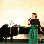 Лариса Голубкина поразила новгородцев жизненной силой и прекрасной физической формой