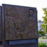 Вандалы сорвали копьё воина со стелы воинской славы в Великом Новгороде