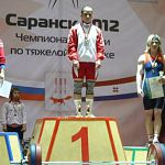 Тяжелоатлетке, которой в НовГУ не ставили зачёт по физкультуре, присвоено звание «мастера спорта международного класса»
