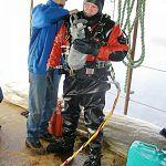 Новгородец участвует в поисках экспедиции Баренца на Новой Земле