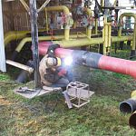 В Великом Новгороде вводится в действие новый газопровод