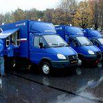 Передвижные почтовые комплексы презентовали в Великом Новгороде