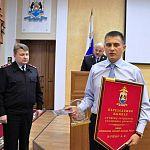 Новгородского полицейского наградили премией имени сыщика Кошко