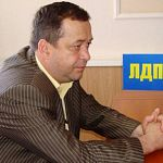 Кандидата от ЛДПР Виктора Михайлова отпустили из полиции