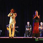 В Великом Новгороде выступили звезды фламенко