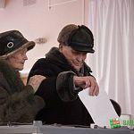 Первые данные по явке: к половине 10-го проголосовали 21 585 жителей области