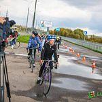 В Великом Новгороде проходят первые в новейшей истории официальные соревнования по велоспорту