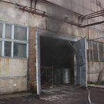 На предприятии по производству линолеума в Великом Новгороде произошёл пожар