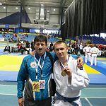 Новгородец Антон Фёдоров одержал победу на международном турнире по джиу-джитсу в Санкт-Петербурге