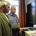 «Взъерошенного интеллектуала» Жуковского дактилоскопировали и проверили по полицейским базам