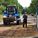 Прокуратура добилась демонтажа чечулинского дезбарьера