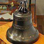 Сергей Митин подарил валдайскому музею колокол неизвестного происхождения