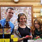 В «Красной Избе» открылся отдел новгородских гастрономических сувениров: фото