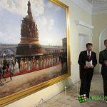 Картина на сюжет 1150-летия в Великом Новгороде до сих пор не написана