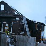 На пожаре в Новгородской области погиб мальчик