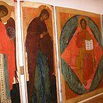 Ночью в новгородский музей привезли иконы