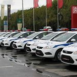 Новгородские дорожные полицейские сразятся с инструкторами автошкол в ралли-спринте