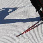 У пестовского лыжника, ставшего призёром двух гонок на Спартакиаде, перед стартом украли «боевую» пару лыж
